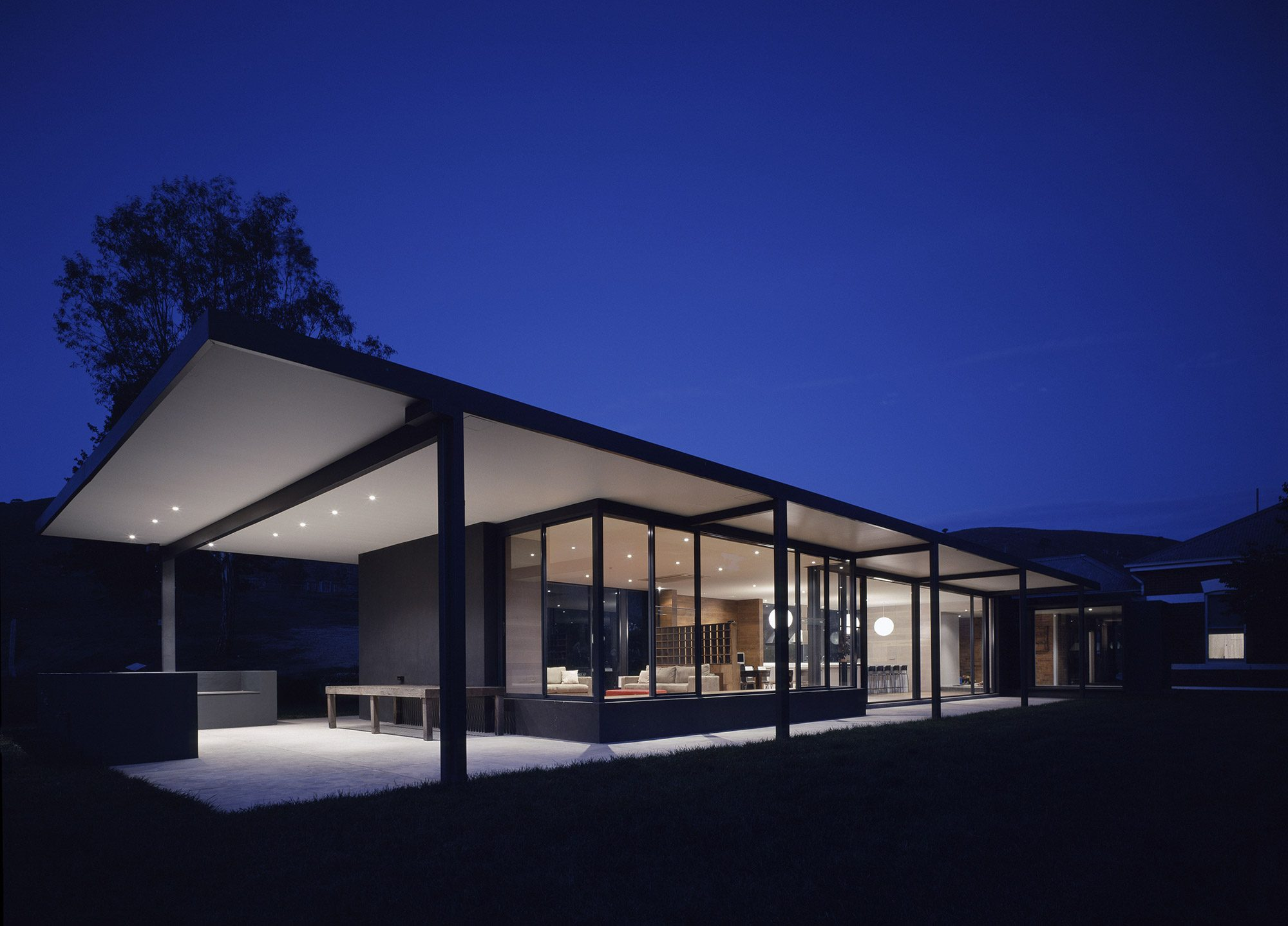 Country house designs australia rob mills architects for Australian country home designs
