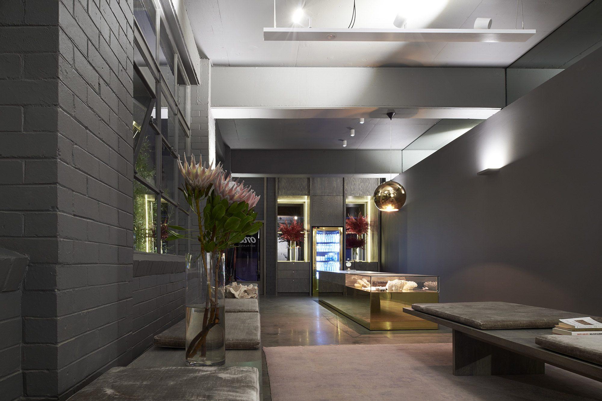 Polished concrete floors melbourne showroom wood floors for Hardwood floors melbourne