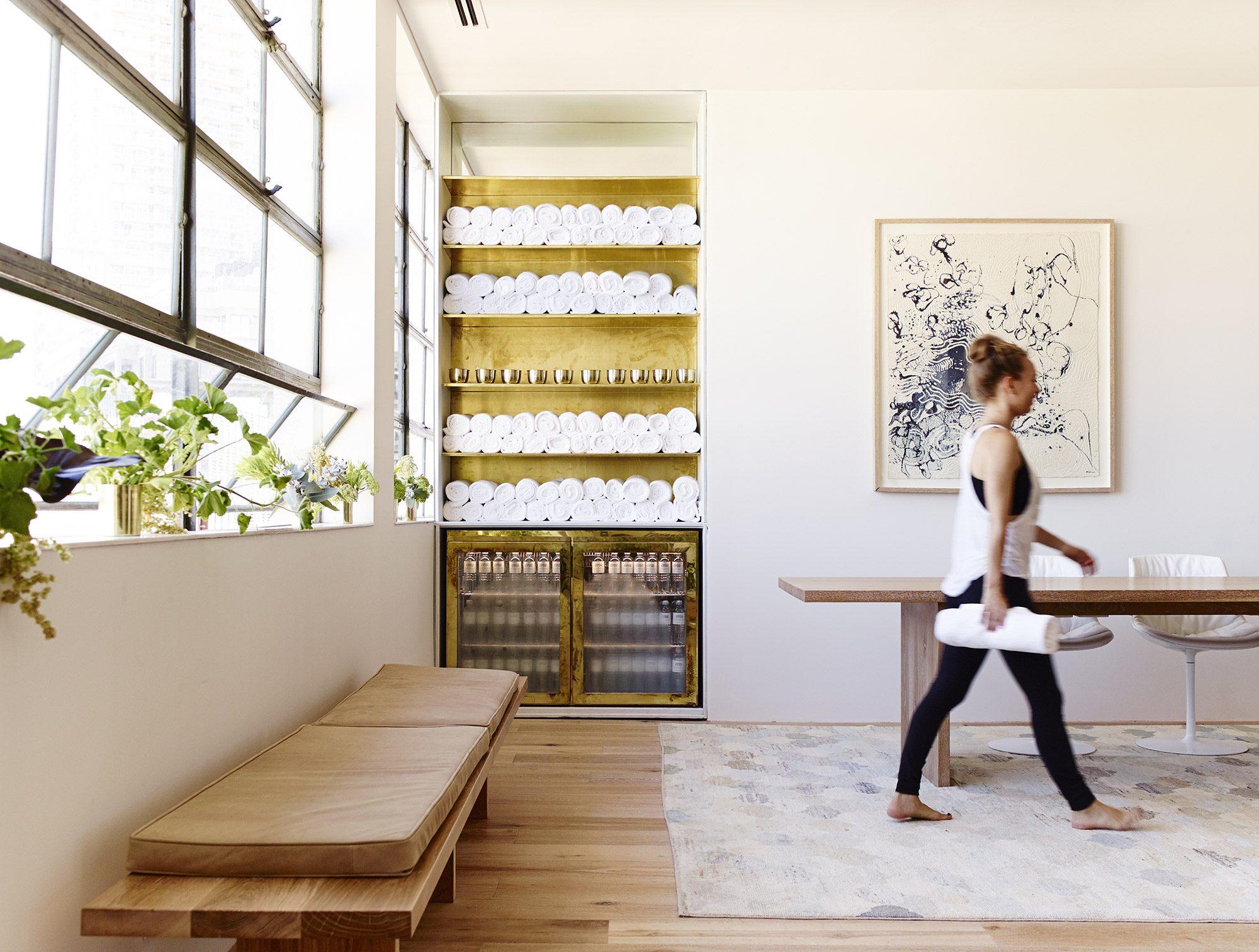 One Hot Yoga Amp Pilates Sydney Rob Mills Architects